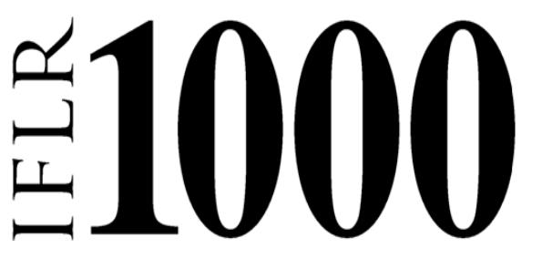 Картинки по запросу IFLR 1000